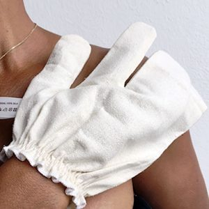 Garshana Gloves 100% silk - Sayoni Care