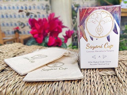 Menstrual cups - Sayoni Care