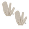 Garshana gloves 100% raw silk - Sayoni Care