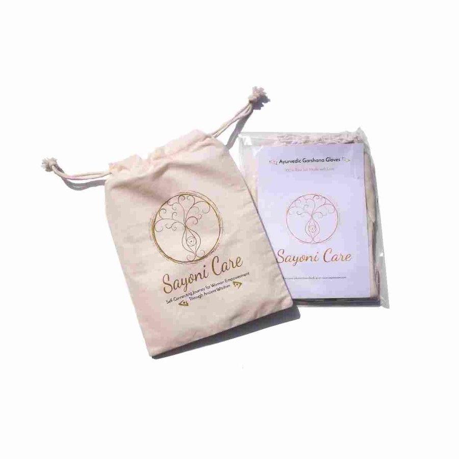 Garshana gloves silk - Sayoni Care