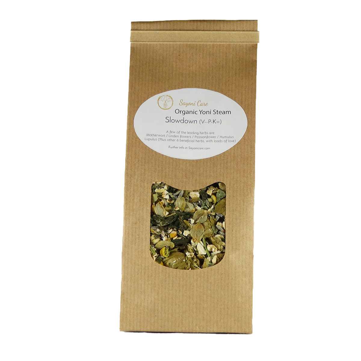 Slowdowon organic herbal vaginal steam - Sayoni Care