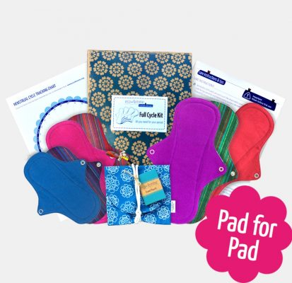 Full cycle menstrual pads Sayoni Care