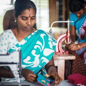 Tailoring unit Eco femme Sayoni Care