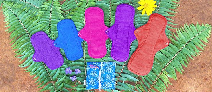 toallitas compresas Eco Femme pads Sayoni Care
